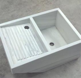 Lavaderos de marmol for Fregadero para lavadero